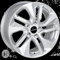 HP657 silver