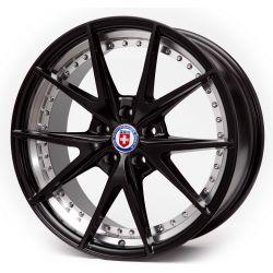 HRE (R1196) matt black