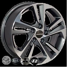 Replica Hyundai (BK5210) 6,5x16 5x114,3 ET50 DIA67,1 (GP)