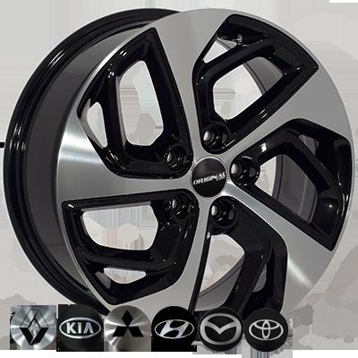 Диски Replica Hyundai (BK5312) 7x17 5x114,3 ET51 DIA67,1 (BP)