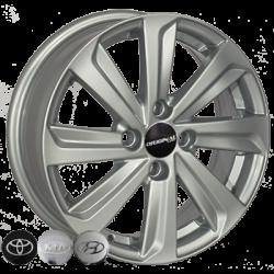 Hyundai (BK736) silver