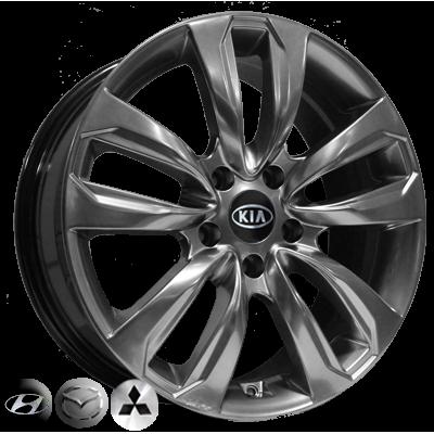 Диски Replica Mazda (D002) 7x17 5x114,3 ET40 DIA67,1 (HB)