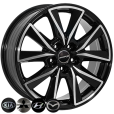 Replica Hyundai (FE173) 7x17 5x114,3 ET50 DIA67,1 (BMF)