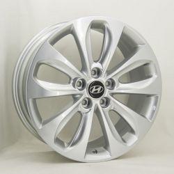 Hyundai (GT-ZY802) silver