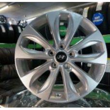 Replica Hyundai (GT5501D) 7,5x18 5x114,3 ET48 DIA67,1 (silver)