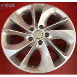 Hyundai (HND228) silver