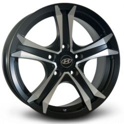 Hyundai (JT1247) matt black