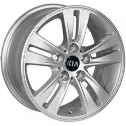 Kia (TL0279NW) silver
