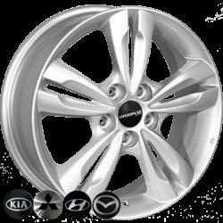 Kia (TL0280NW) silver