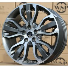 WSP Italy LAND ROVER W2358 TRITONE ANTHRACITE POLISHED R20 W8 PCD5x108 ET45 DIA63,4
