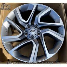 Legeartis LR519 Concept 8,5x20 5x120 ET47 DIA72,6 (MGMF)