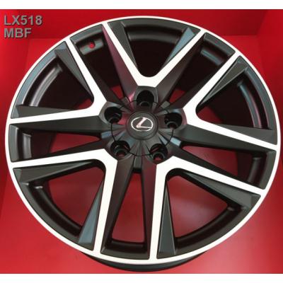 Диски Legeartis LX518 Concept 10x22 5x150 ET45 DIA110,1 (MBF)