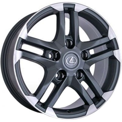 Диски Replica Lexus (A-F1151) 8,5x20 5x150 ET60 DIA110,3 (MIG)