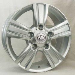 Lexus (GT-ZY864) silver