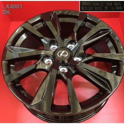 Диски Replica Lexus (LX4001) 8,5x20 5x150 ET54 DIA110,1 (BK)