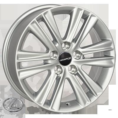 Диски Replica Lexus (TL1352NW) 7x17 5x114,3 ET40 DIA60,1 (silver)