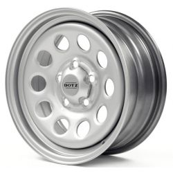 MODULAR Silver - Offroad Stahlfelge