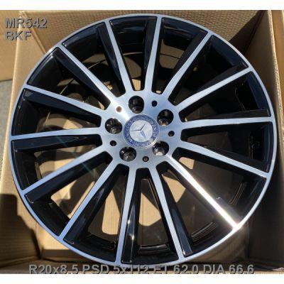 Диски Legeartis MR542 Concept 8,5x20 5x112 ET62 DIA66,6 (BKF)
