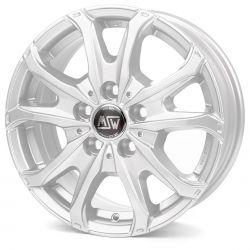 MSW 48 VAN Full Silver