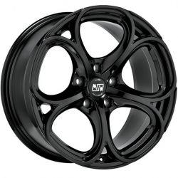 MSW 82 Gloss Black