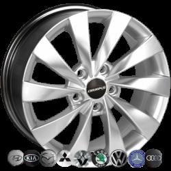 Replica Mazda (BK438) 7x16 5x114,3 ET45 DIA67,1 (HS)