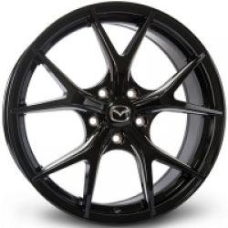Mazda (JT1734) matt black