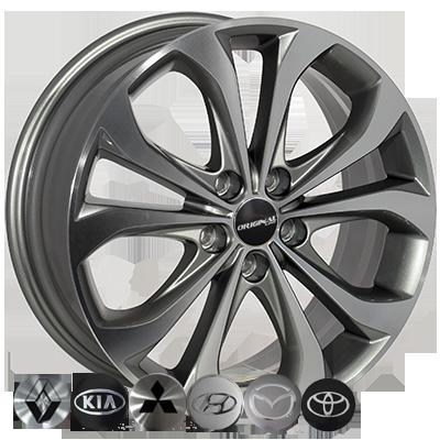 Диски Replica Mazda (TL0255N) 7,5x18 5x114,3 ET48 DIA67,1 (GMF)
