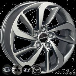Mazda (TL0417) dark silver