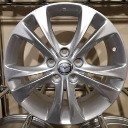 Mazda (ZY716) silver