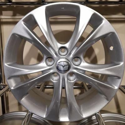 Диски Replica Mazda (ZY716) 6,5x17 5x114,3 ET46 DIA67,1 (silver)