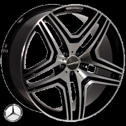 Mercedes (BK206) BP