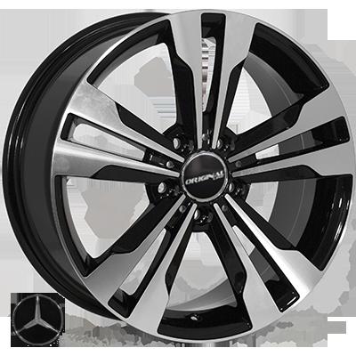 Mercedes (FR936) BMF