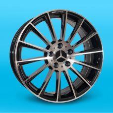 Replica Mercedes (GT122) 8x18 5x112 ET40 DIA66,6 (BM)