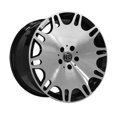 Диски Replica Mercedes (MR1038) 10,5x21 5x130 ET25 DIA84,1 (gloss black machined face)