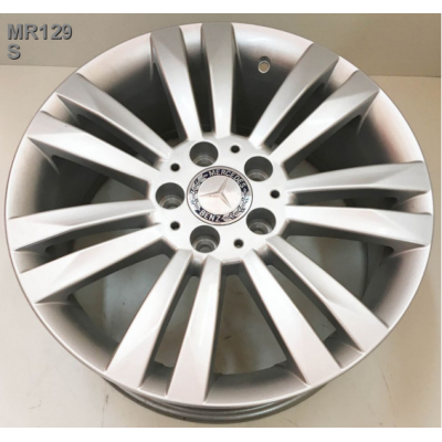 Mercedes (MR129) silver