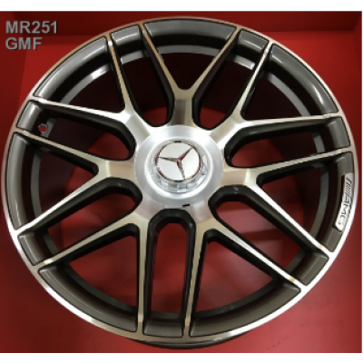 Диски Replica Mercedes (MR251) 9,5x19 5x112 ET39 DIA66,6 (GMF)