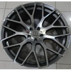 Mercedes (MR533) gloss black