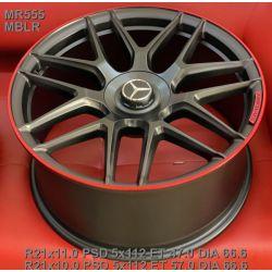 Mercedes (MR555) MBLR