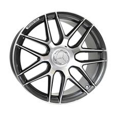 Replica Mercedes (MR762/1) 10x22 5x130 ET50 DIA84,1 (GMF)