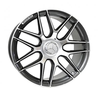 Диски Replica Mercedes (MR762/1) 10x22 5x130 ET50 DIA84,1 (GMF)