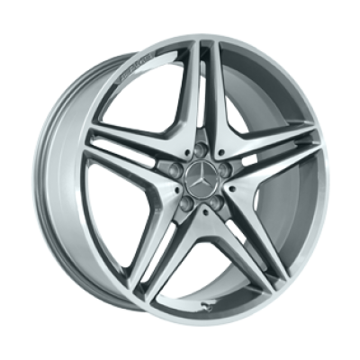 Диски Replica Mercedes (MR800) 9,5x20 5x112 ET43 DIA66,6 (GMF)