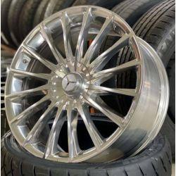 Mercedes (MR963) polished