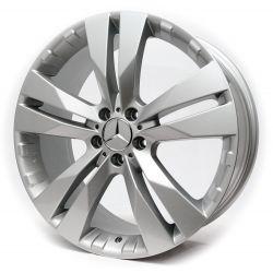 Mercedes (R78) silver