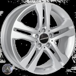 Mercedes (TL0414) silver