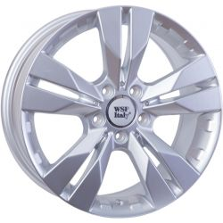 WSP Italy Mercedes (W767) Manila 8x18 5x112 ET35 DIA66,6 (silver)