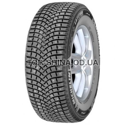Шины Michelin Latitude X-Ice North 2+ 275/45 R20 110T XL (шип)