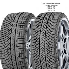Michelin Pilot Alpin PA4 235/45 R17 97V XL