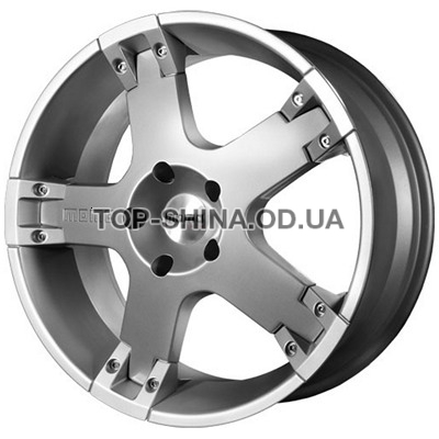 Диски Momo Storm 9,5x22 5x150 ET33 DIA110,1 (silver)