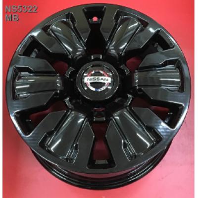 Диски Replica Nissan (NS5322) 8x17 6x139,7 ET10 DIA110,5 (MB)