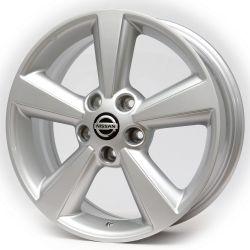 Nissan (RX343) silver